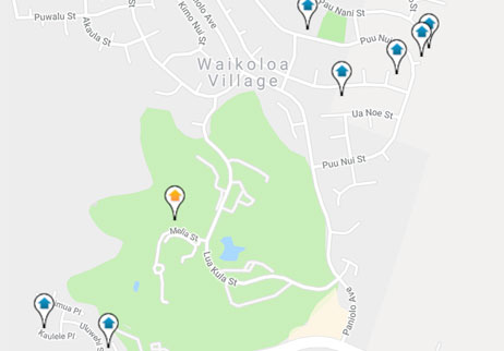 homes and land for sale in Sunset Ridge at Waikoloa