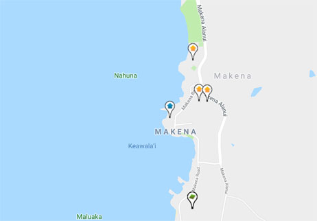 condos, homes and land for sale in Makena Hawaii