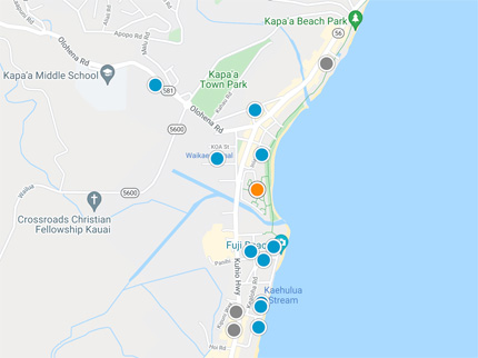 condos, homes and land for sale in Kapaa Hawaii