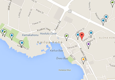 condos, homes and land for sale in Kailua Kona Hawaii
