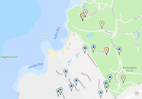 condos for sale in Kikaua Point Cottages
