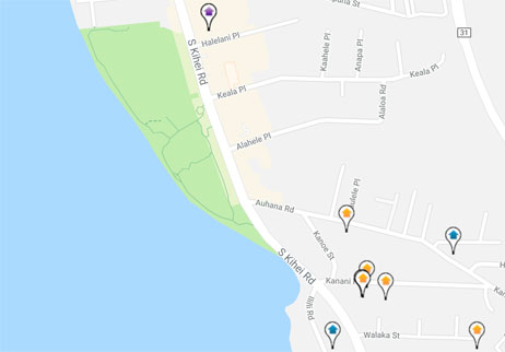 condos for sale in Kihei Surfside