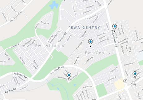 condos, homes and land for sale in Ewa Gentry Hawaii