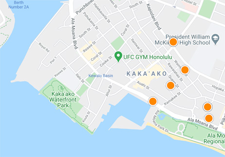 condos, homes and land for sale in Kakaako Hawaii